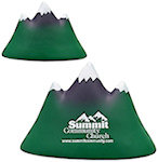 Mountain Peak Stress Balls